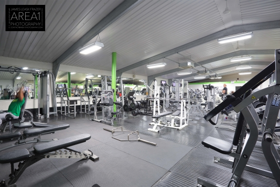 Average Joe's Gym